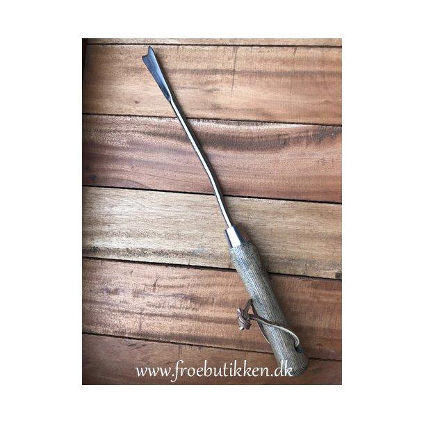 Mælkebøttejern. FSC ask. Rustfrit stål. 35 cm.